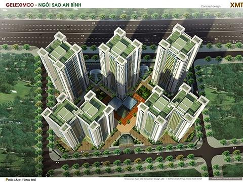 Tổ hợp Thành phố giao lưu Green Star 234 Phạm Văn Đồng