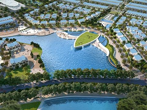 Tổ hợp Aquabay Ecopark
