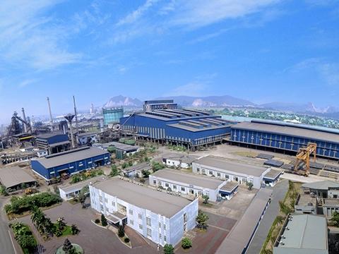 Nhà máy Hoà Phát Tỉnh Hải Dương