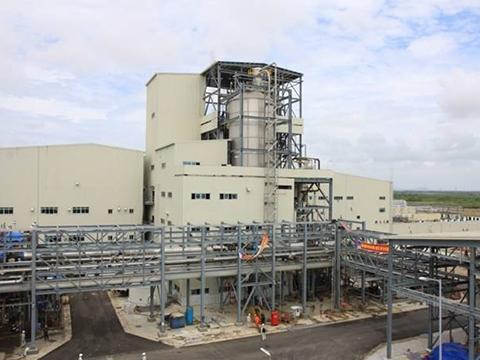 Nhà máy Tơ sợ Petro Vietnam