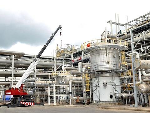 Nhà máy phân đạm và hoá chất Hà Bắc
