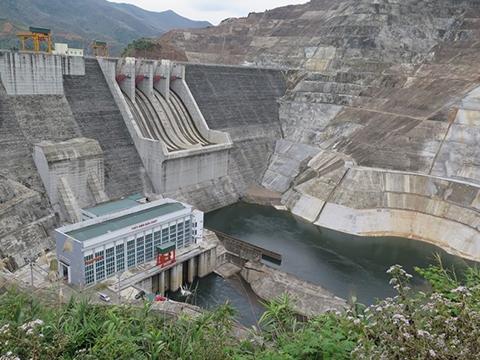 Nhà máy thuỷ điện Bản Chát Lai-Châu